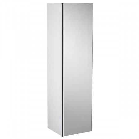 Roper Rhodes Pursuit Gloss White 320 x 1200mm Mirrored Storage Unit