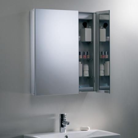 Roper Rhodes Refine Slimline Double Door Cabinet | AS615ALSLP