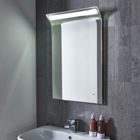 Roper Rhodes Renew LED Illuminated Mirror | MLE490