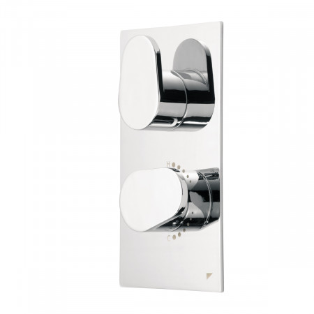 Roper Rhodes Stream Thermostatic Single Function Shower Valve