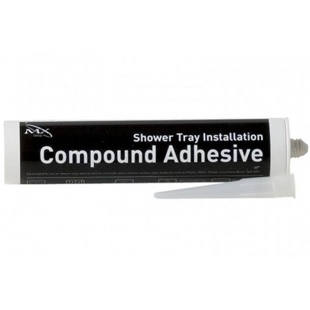 Shower Tray Compound Adhesive 310ml WAN
