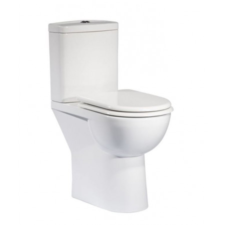 Tavistock Micra Comfort Height WC with Cistern and Seat