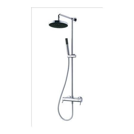 Triton Unichrome Thames Bar Diverter Shower