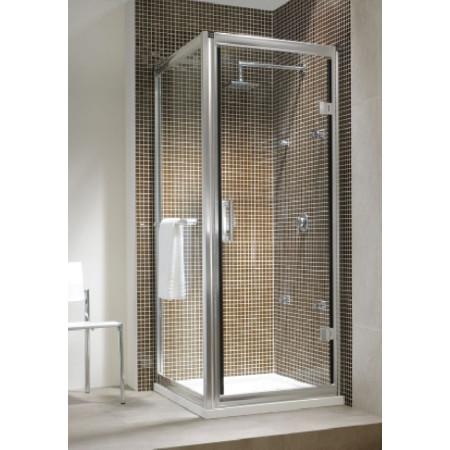 Twyford Hydr8 800mm Hinge Shower Door