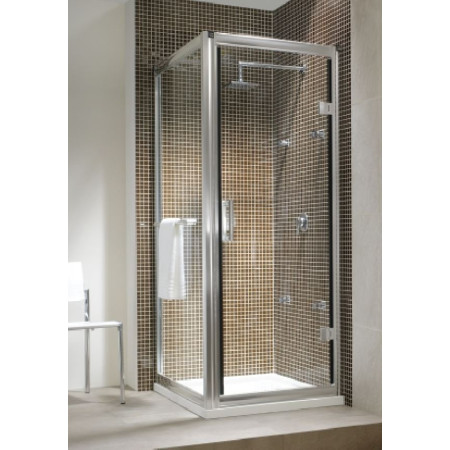 Twyford Hydr8 900mm Hinge Shower Door