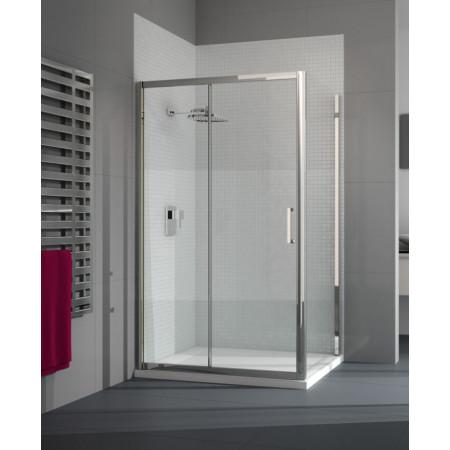 Vivid by Merlyn 1200mm Sliding Shower Door, 6 Series
