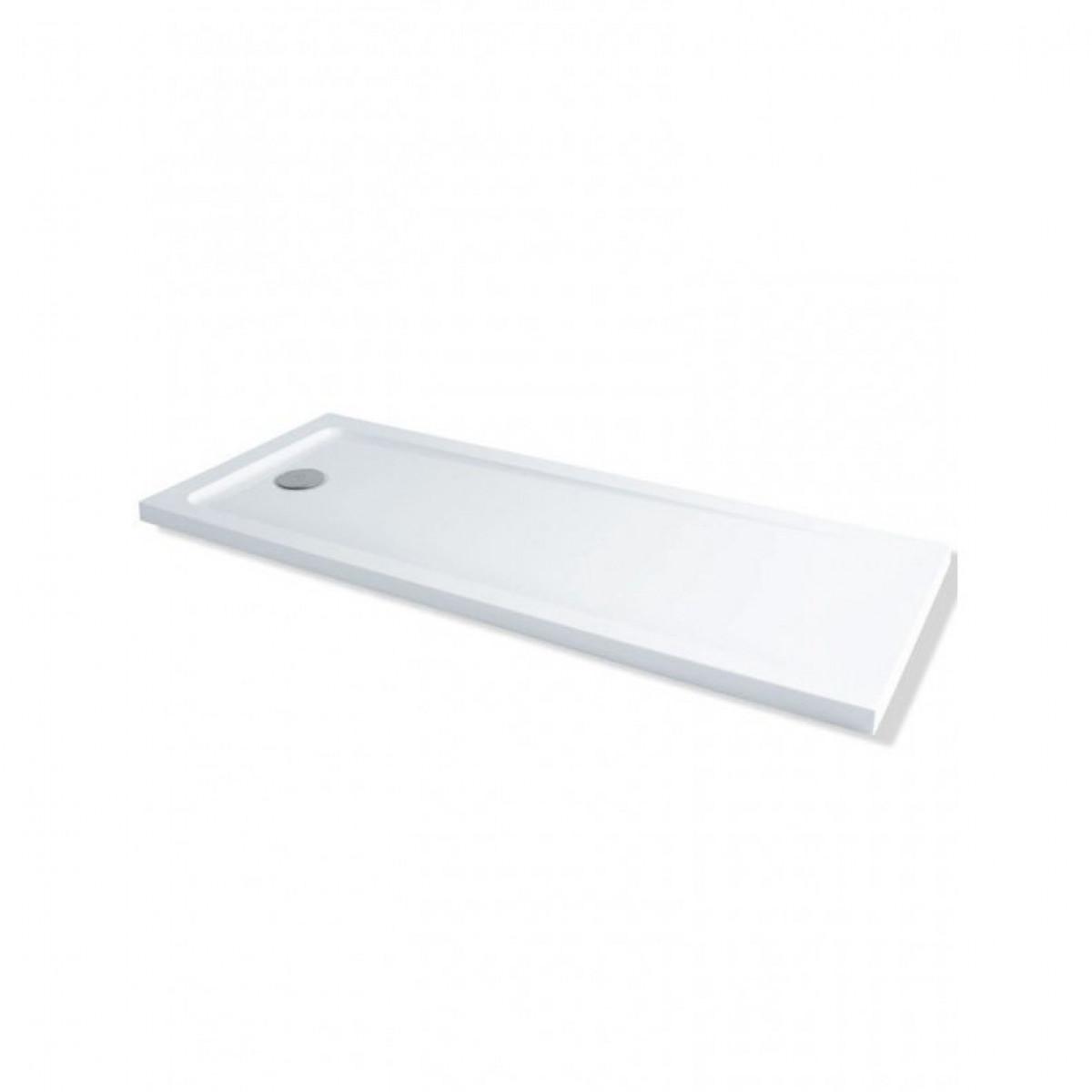 1700 x 700 Rectangular Shower Tray Durastone Low Profile | XFU