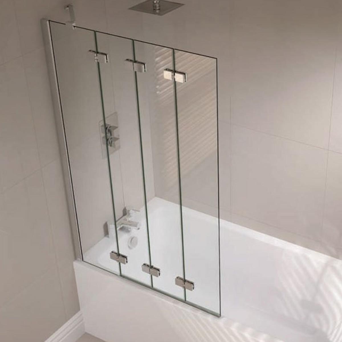 Cool Curved Shower Panel Gallery Bathtub For Bathroom