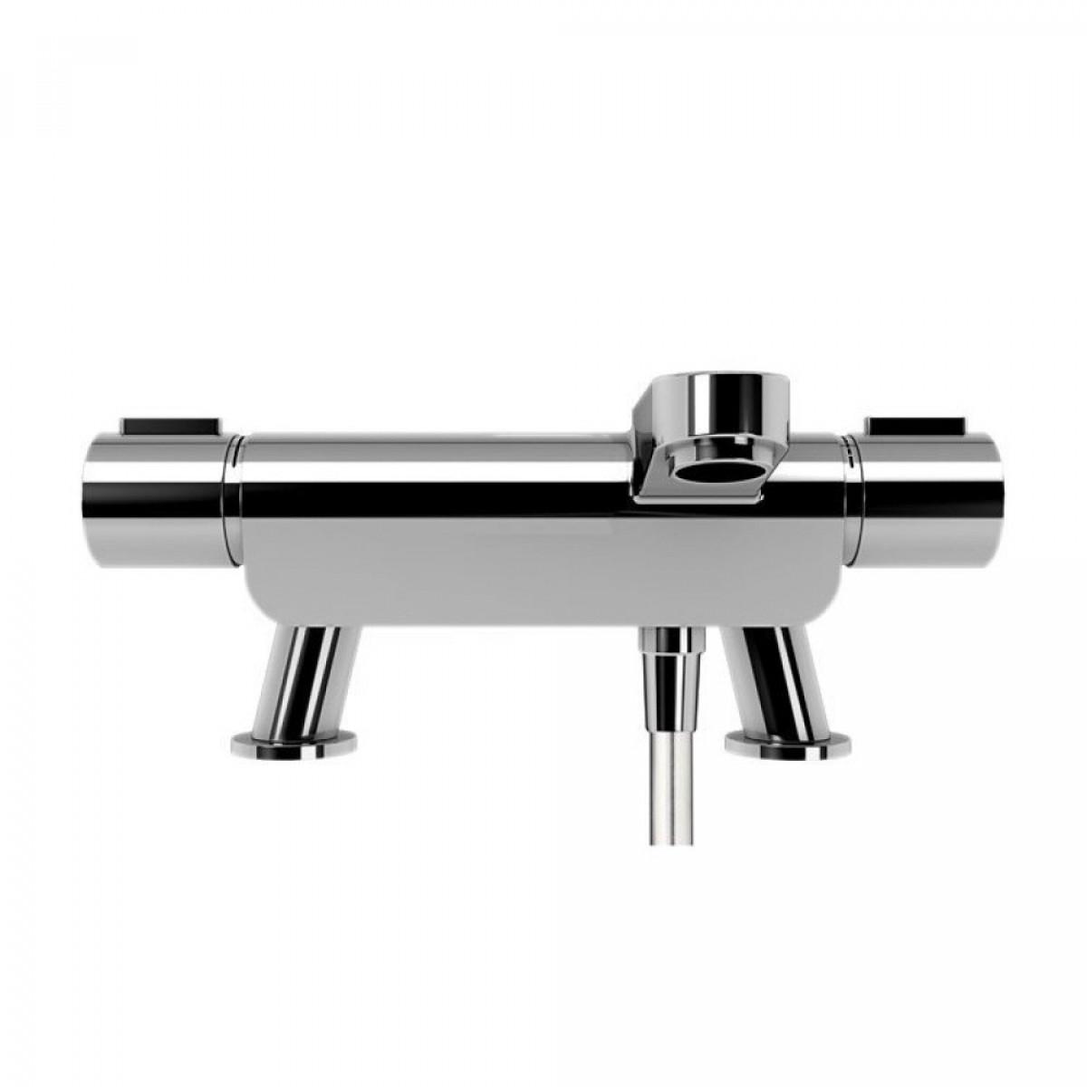 aqualisa midas 220 bath shower mixer md220bsm aqualisa aquamixa thermo bath shower mixer with exposed