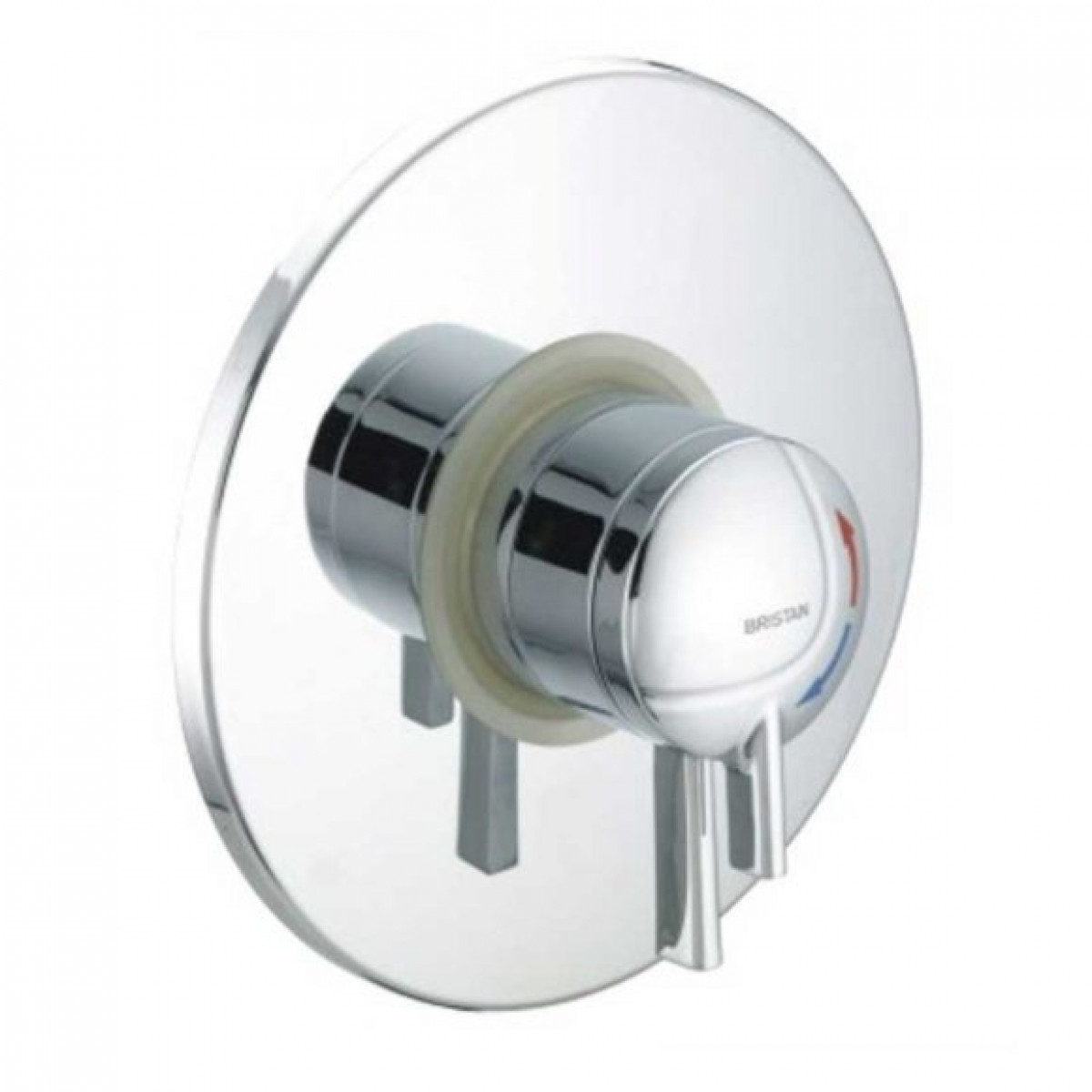 Bristan Stratus Thermostatic Dual Control Concealed Shower Valve ...
