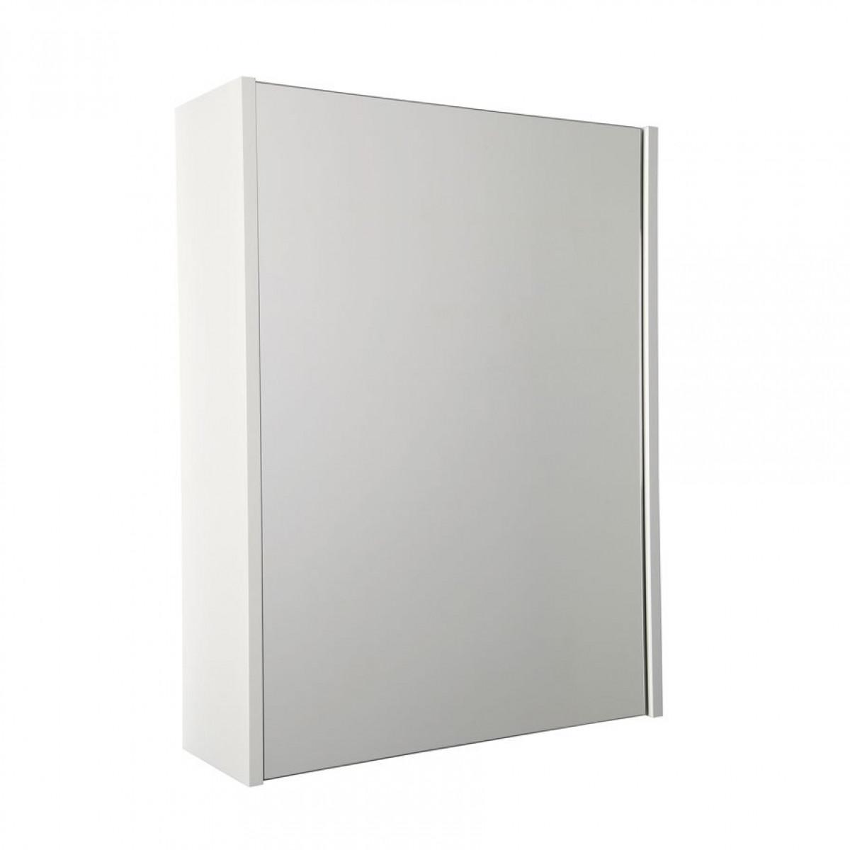 Croydex Aldford Single Door Mirror Cabinet