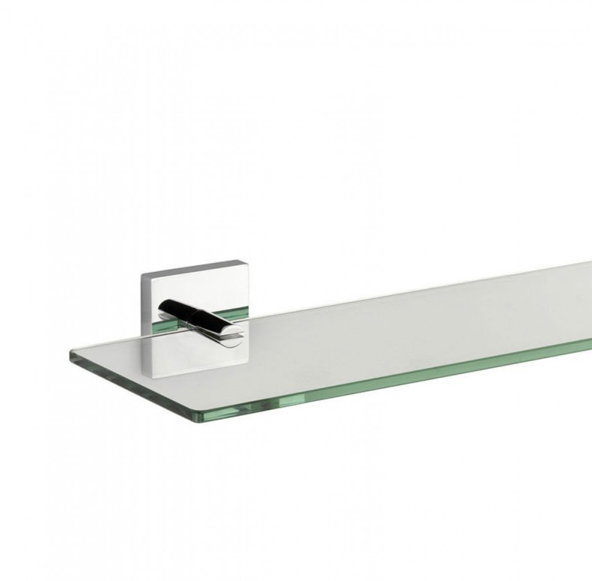 Croydex Flexi Fix Chester Glass Shelf Qm441441
