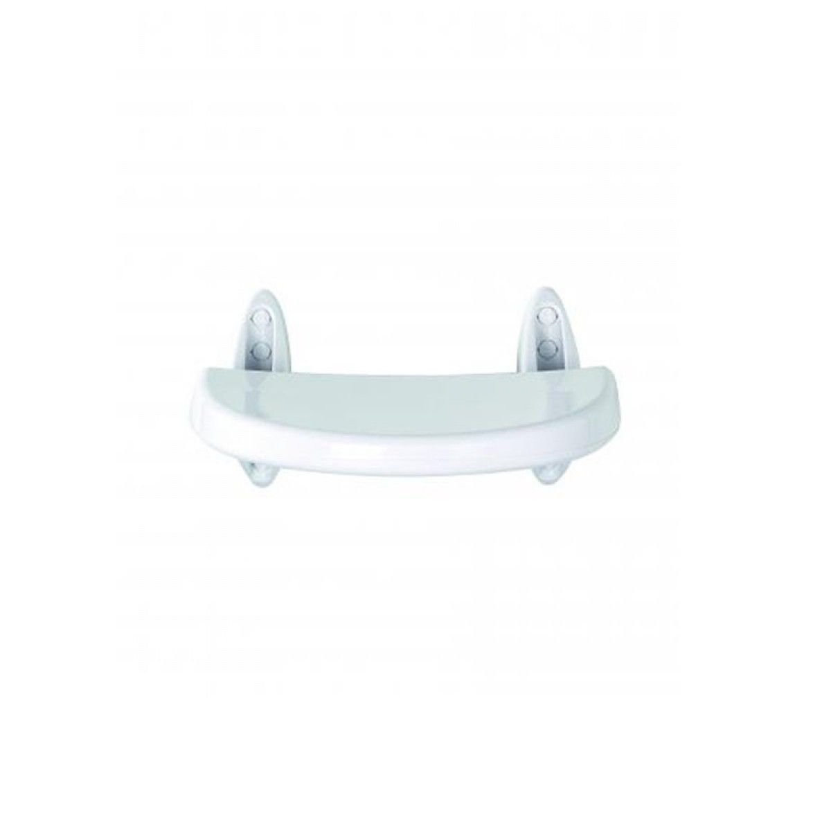 Croydex White Fold Away Shower Seat | AP120022 -