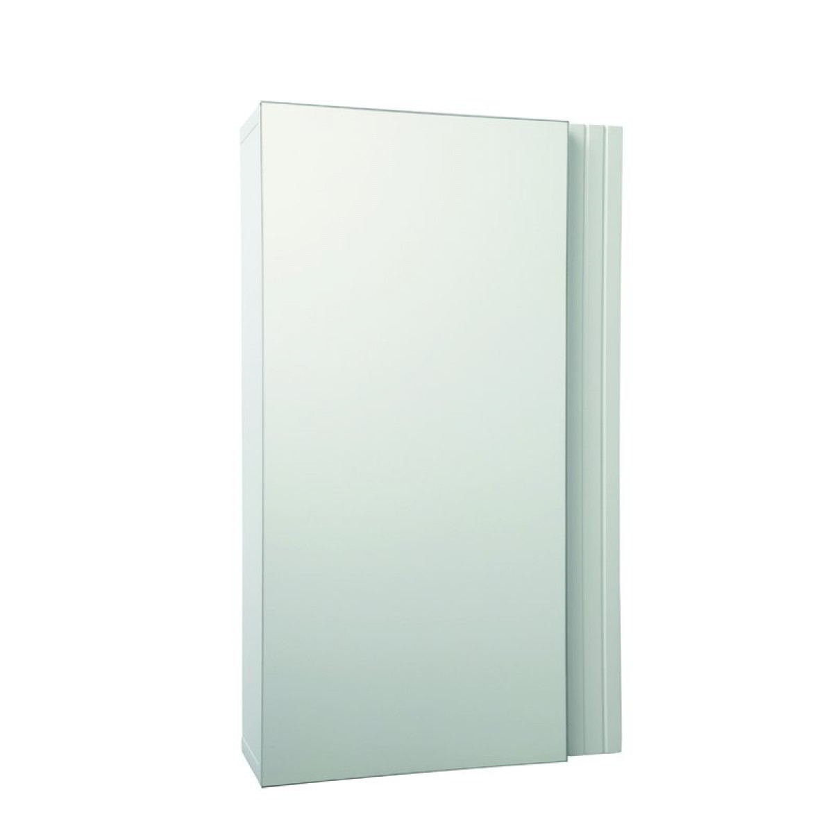 croydex white single door cabinet wc410122