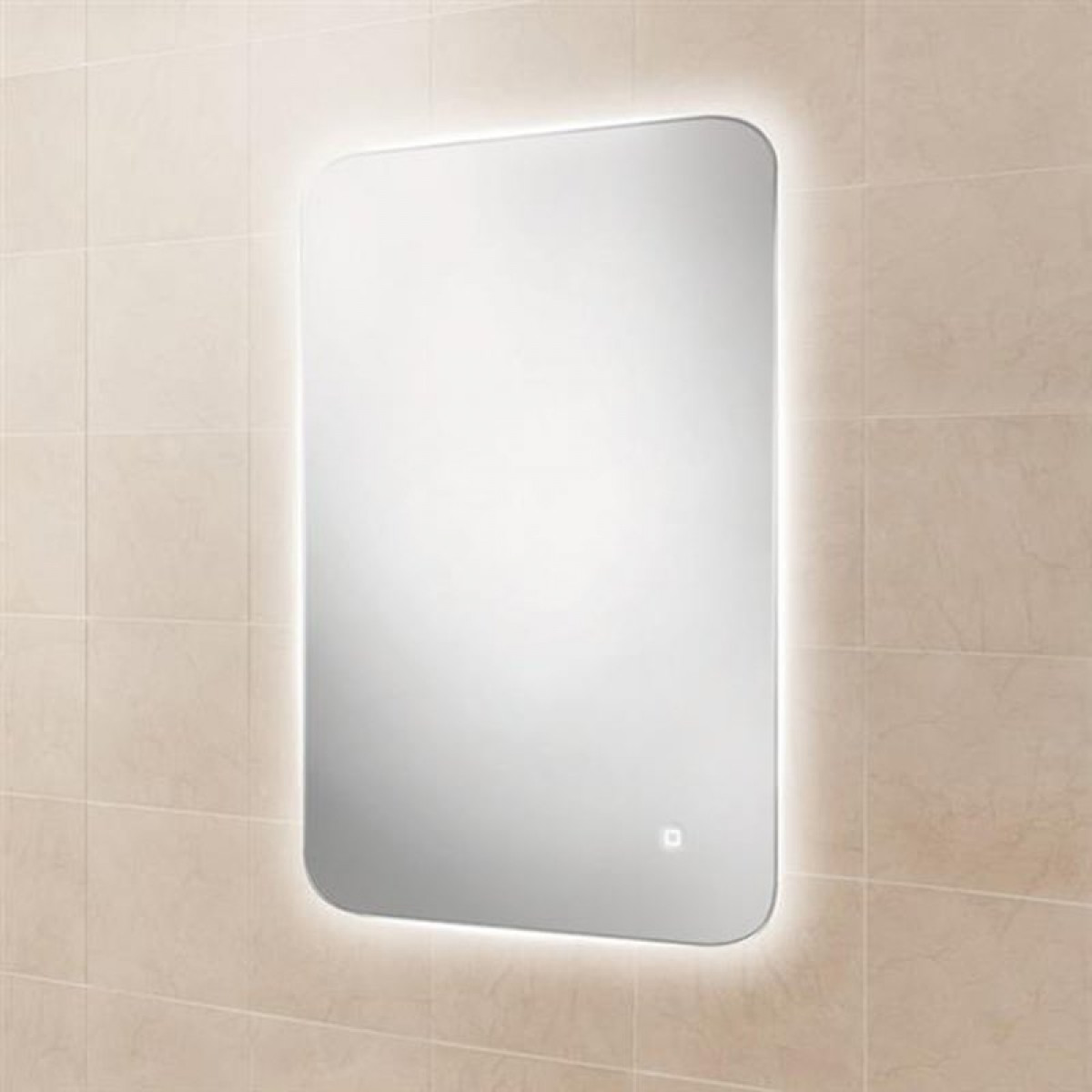steam free bathroom mirrors hib ambience 50 led steam free bathroom mirror 79100000 20674