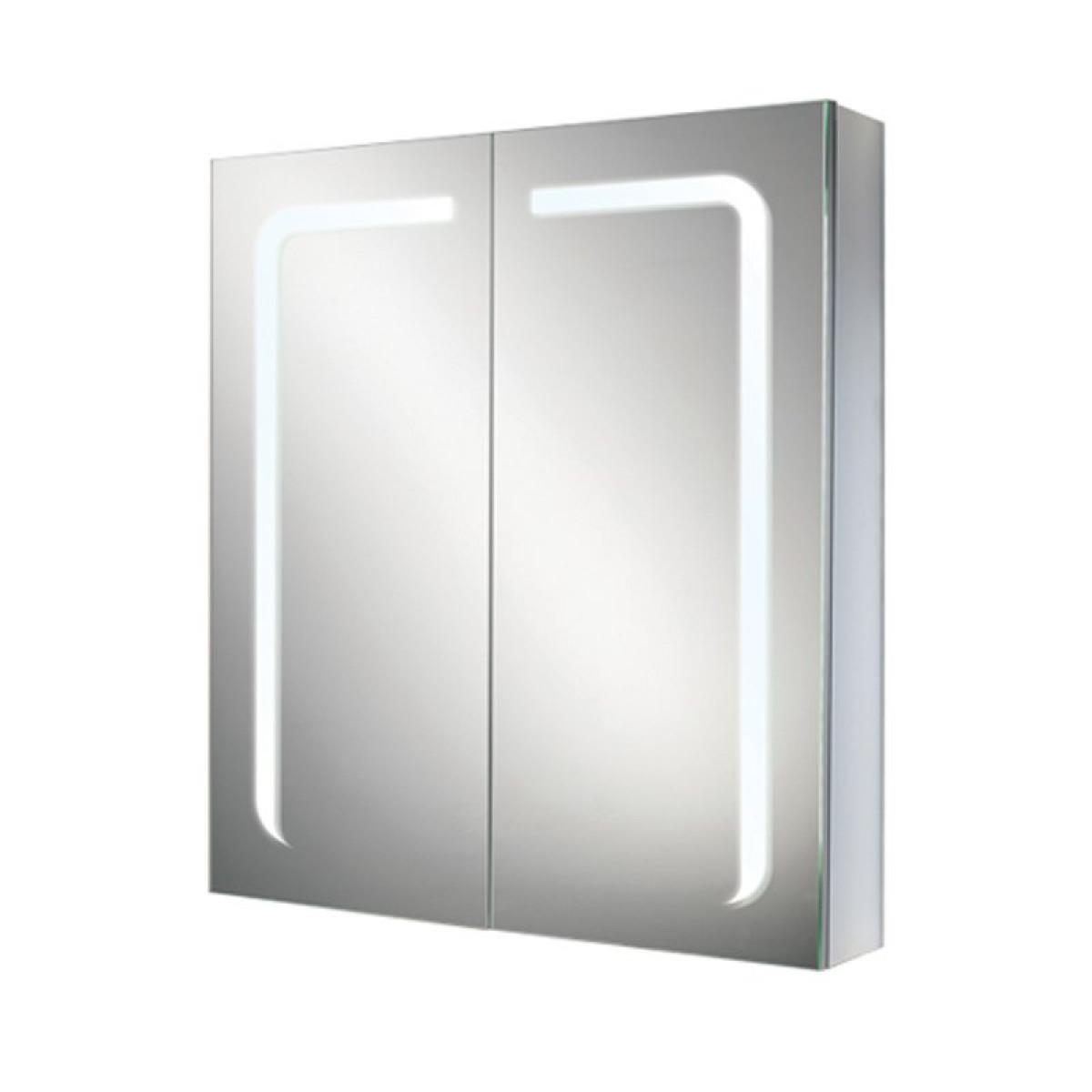 bathroom cabinets hib stratus 60 double door steam free cabinet