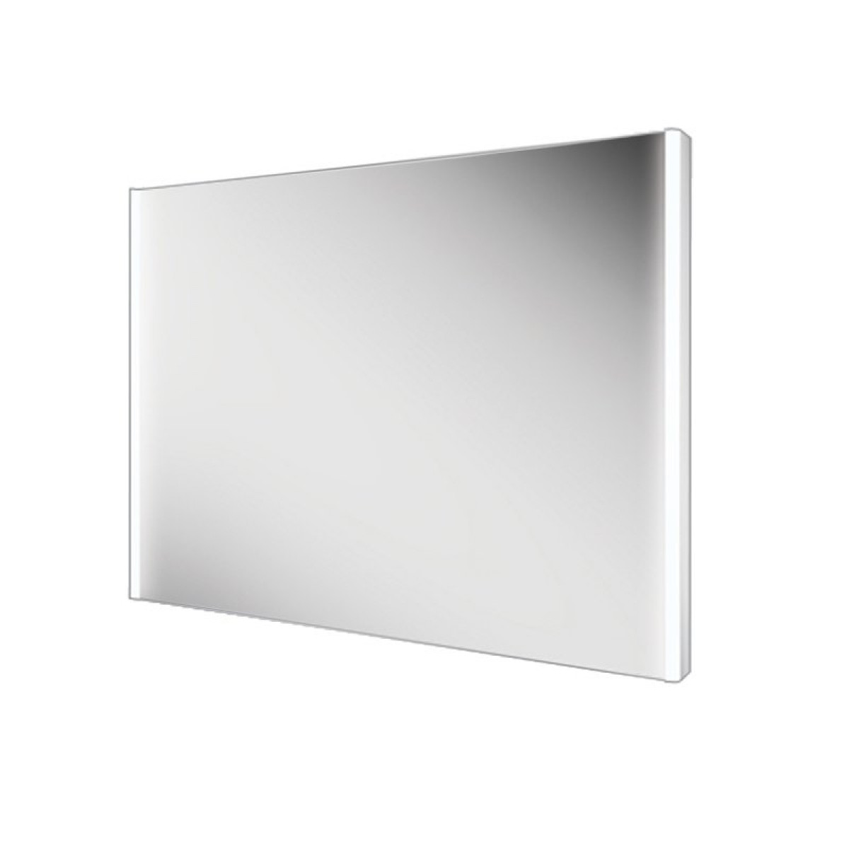 steam free bathroom mirrors hib zircon 80 led steam free bathroom mirror 77620000 20674