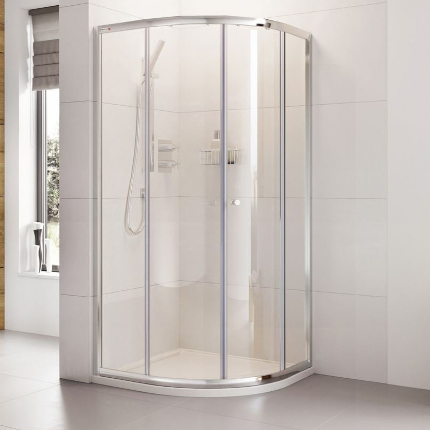 Haven 800mm Quadrant Shower Enclosure H3q8cs