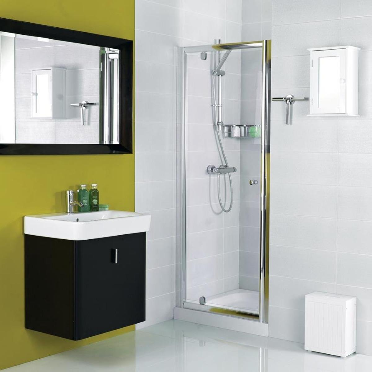Haven Pivot Shower Doors H2p76cs