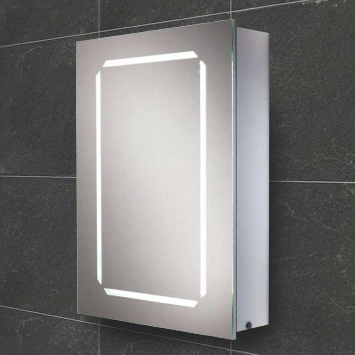 hib bathroom cabinets hib cosmic aluminium bathroom cabinet 16270