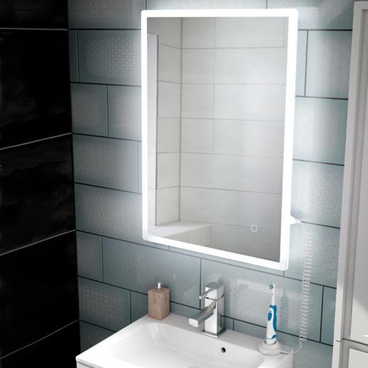 Hib Vega 60 Led Illuminated Bathroom Mirror 78751000