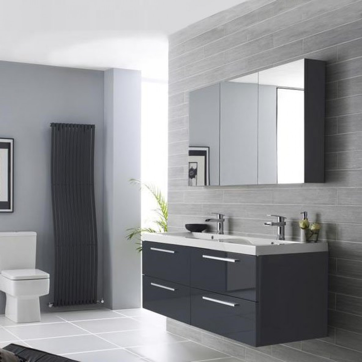 bathroom cabinets non illuminated bathroom cabinets hudson reed