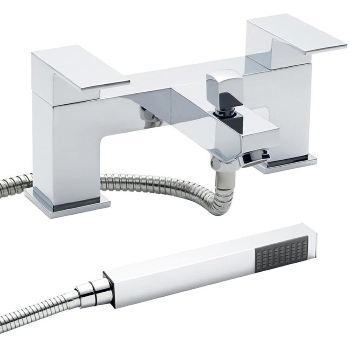 Square Bath Shower Mixer | PRO344 -