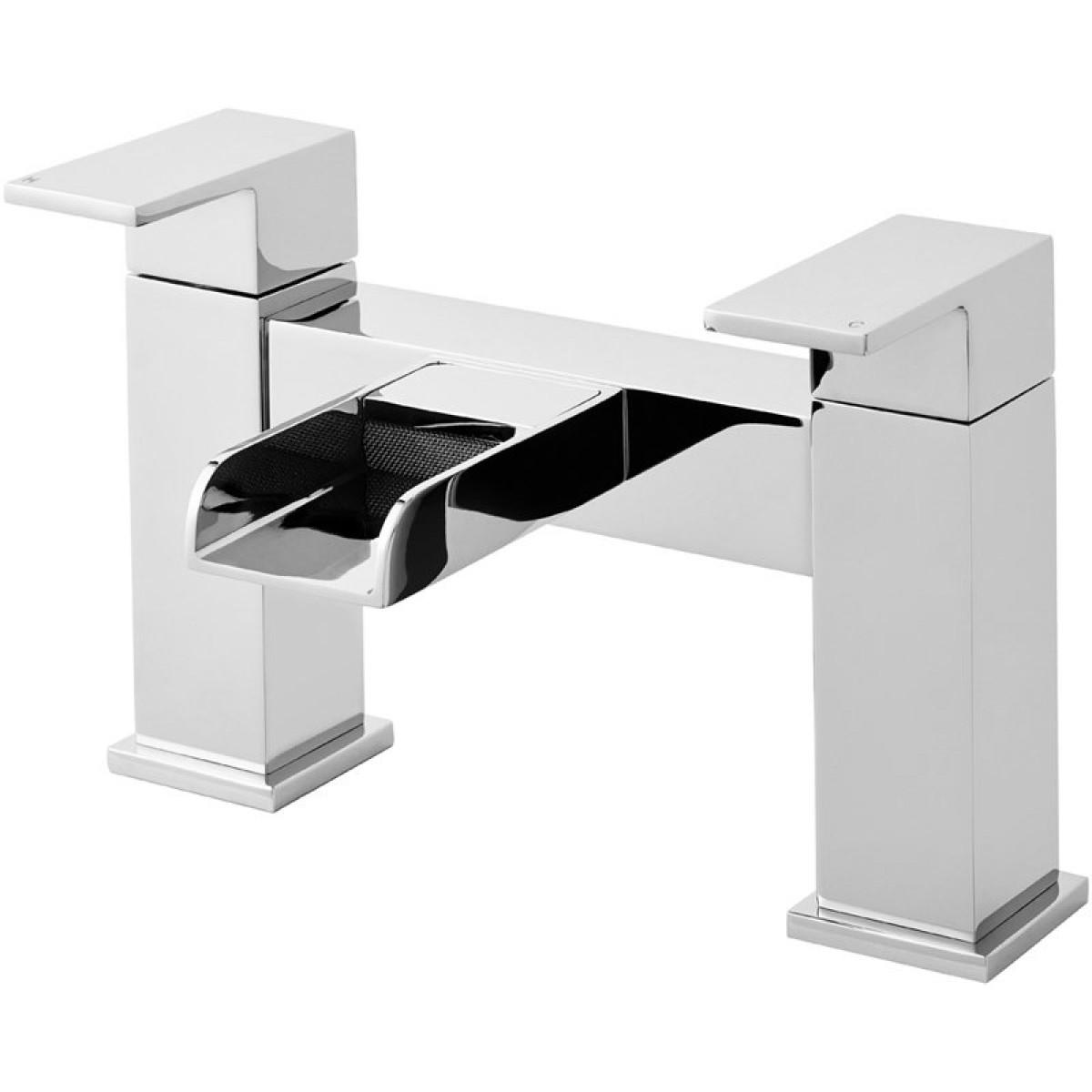 Hudson Reed Strike Open Spout Bath Filler Twf303