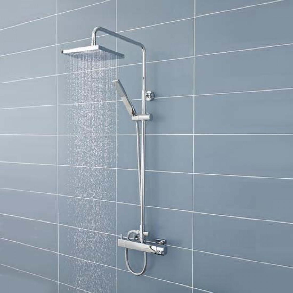 hudson square reed quadro thermostatic bar valve | a3506 -