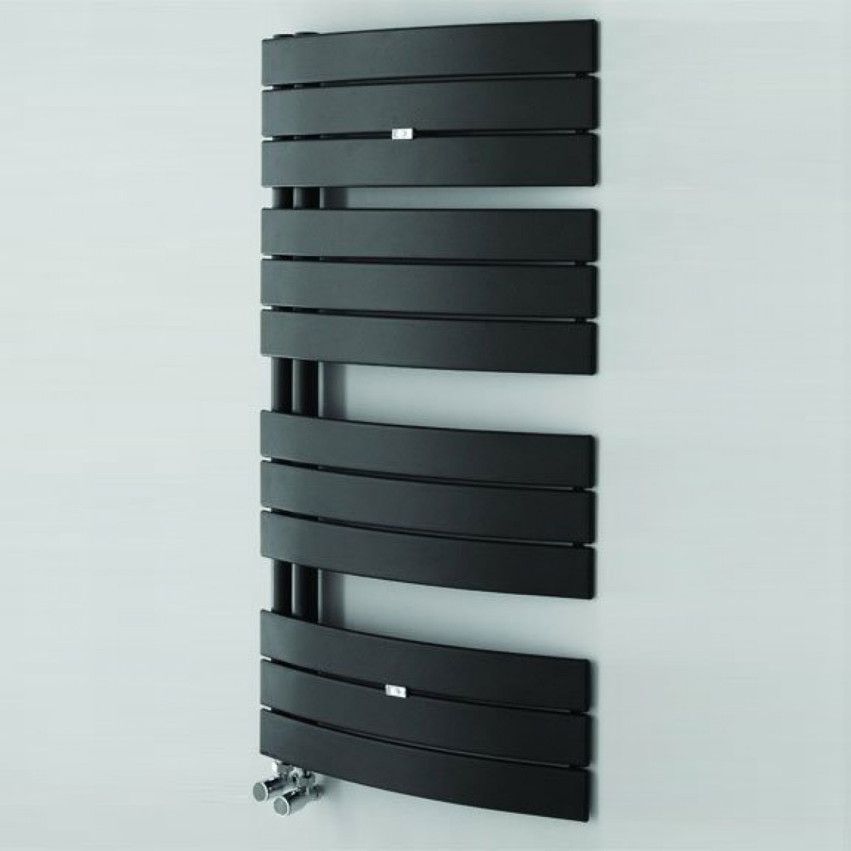 Ideal Essential, Aries Towel Warmer, Anthracite Finish -