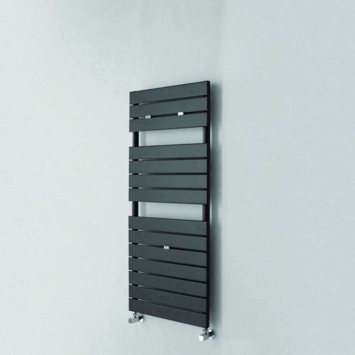 Ideal Essential, Libra Towel Warmers, Anthracite Finish - Showers ...