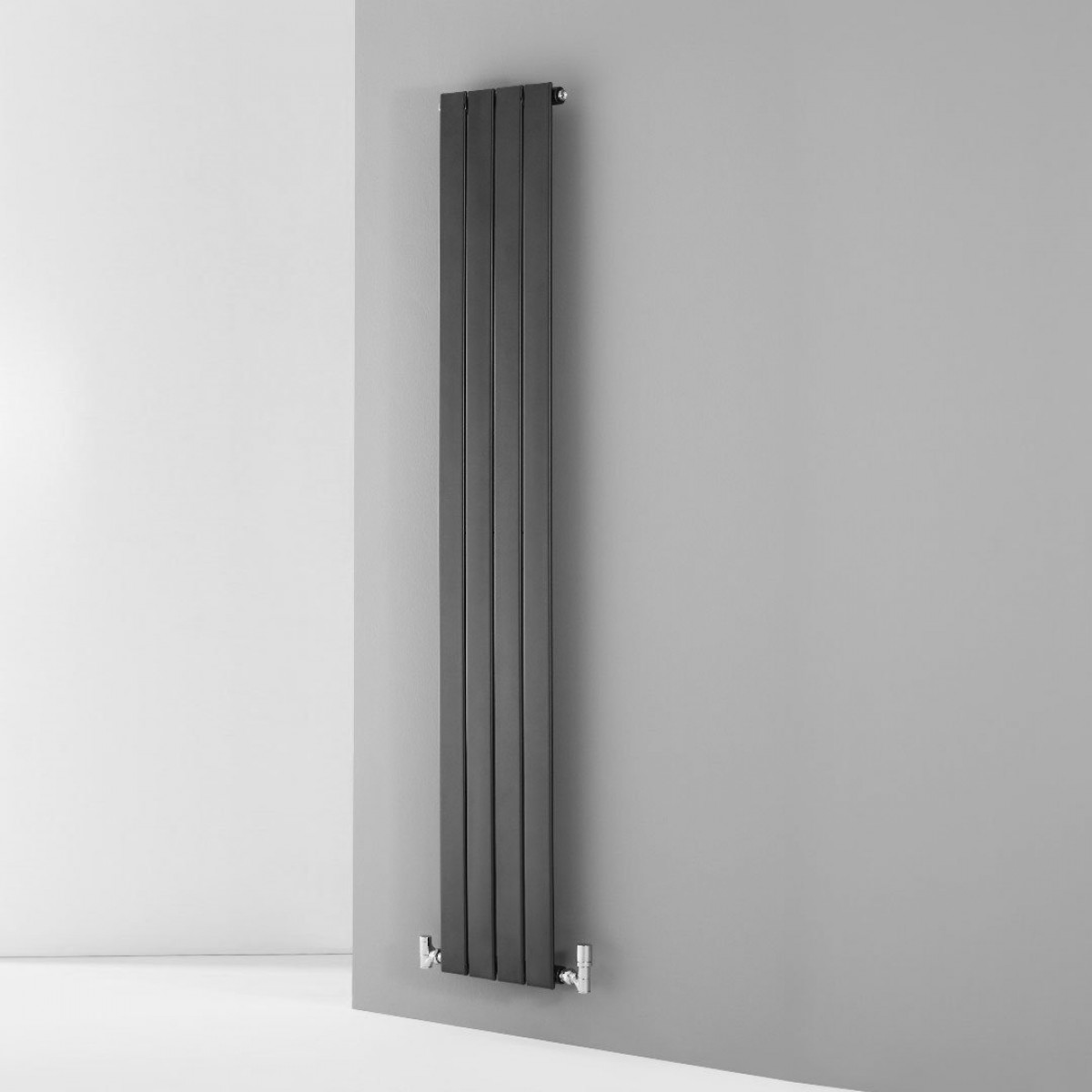 Ideal Essential, Virgo Towel Warmer, Anthracite Finish