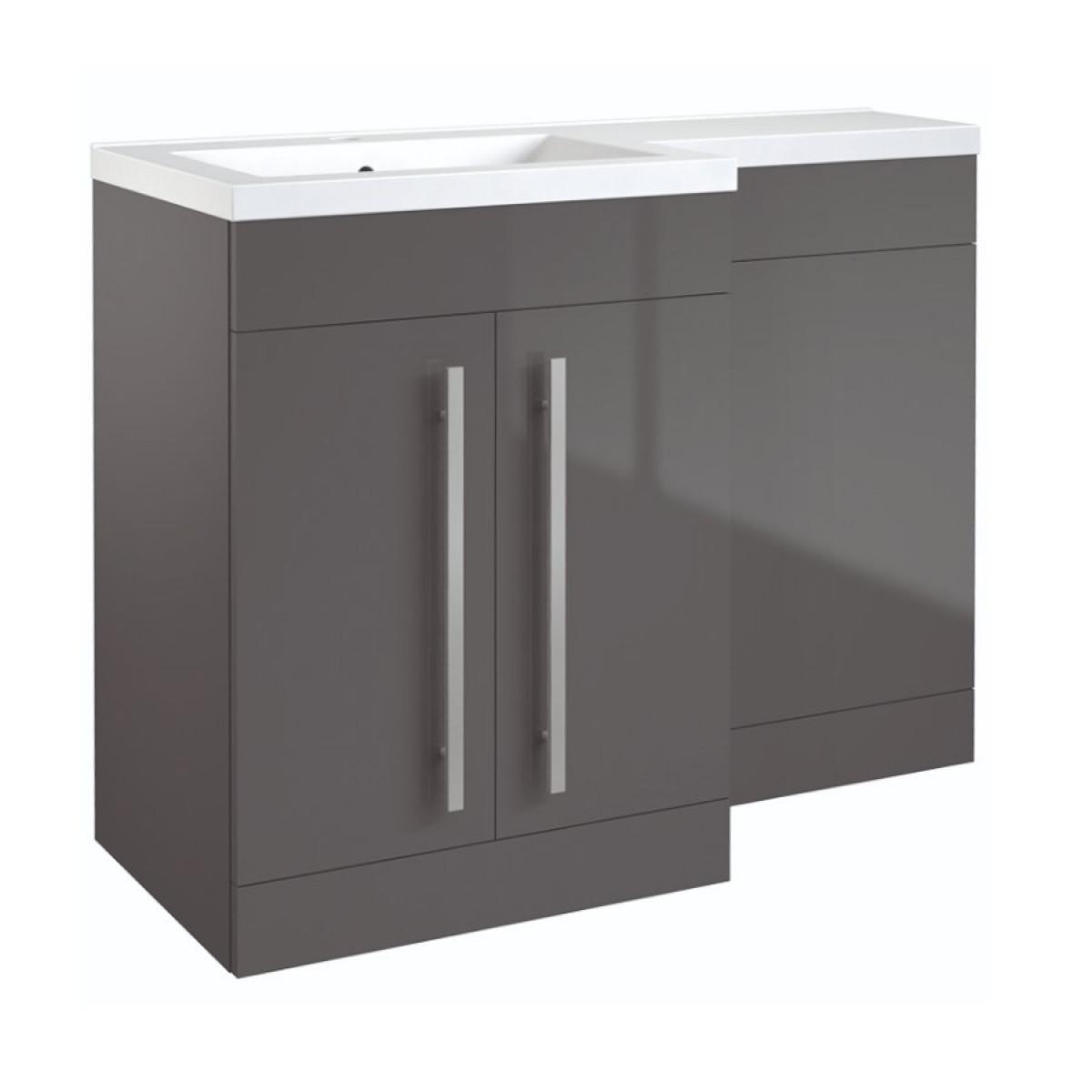 Kartell Matrix 2 Door L Shaped Furniture Pack 1100mm