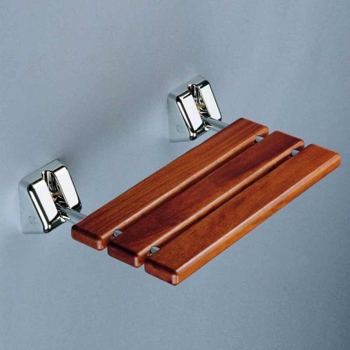 Lakes Bathrooms Folding Shower Seat Wall Mounted Series 200rd
