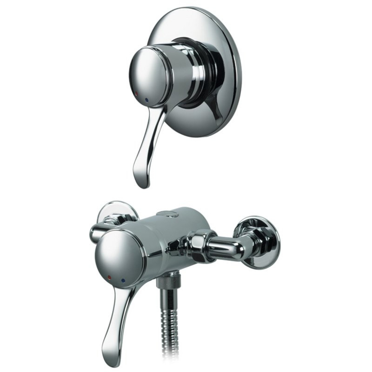 Marflow Consort Manual Shower Valve (Concealed or Exposed) | C72