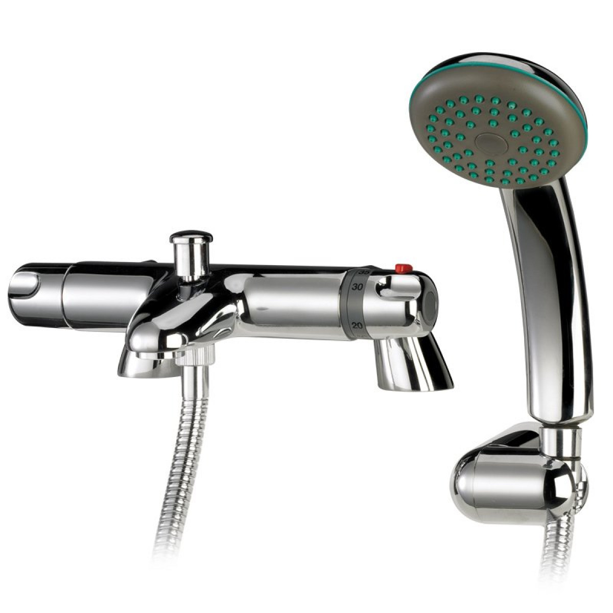 Wall Mounted Thermostatic Bath Shower Mixer