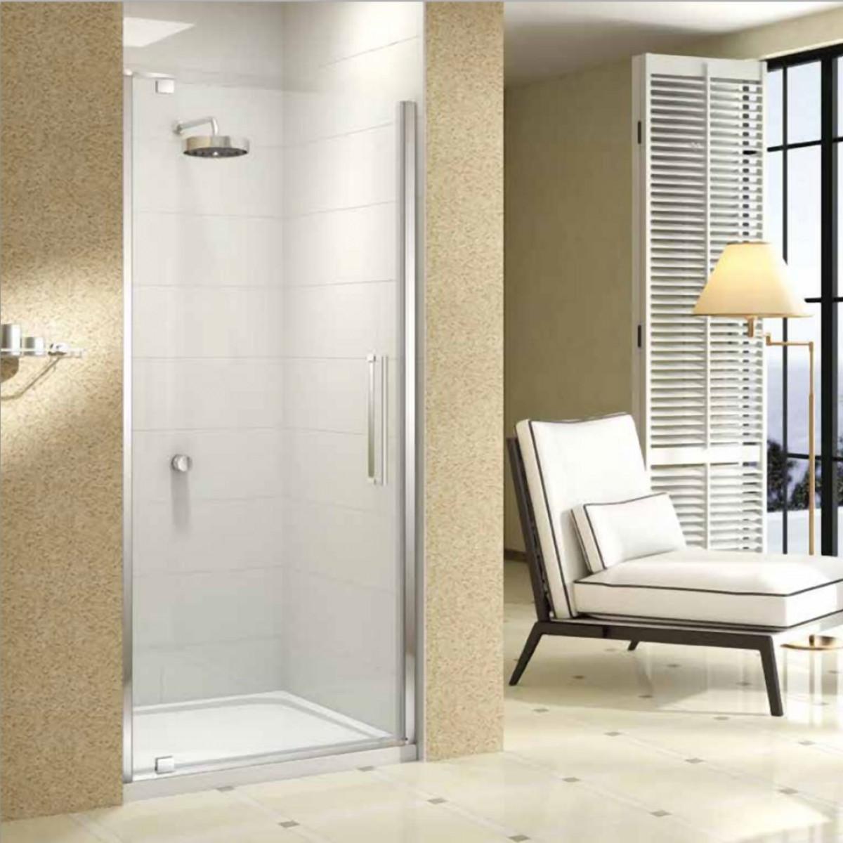 Merlyn 10 series 1000mm pivot shower door for 1000 pivot shower door