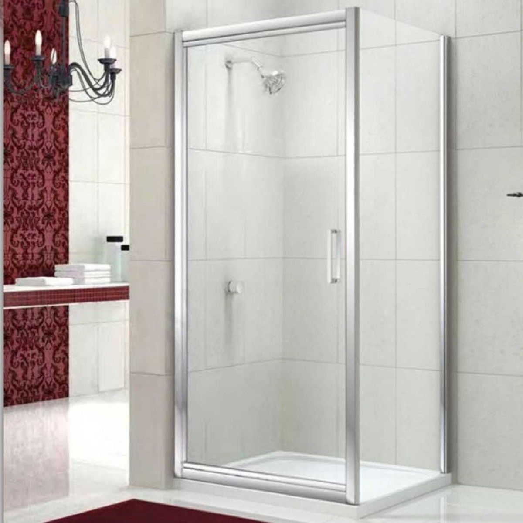 Merlyn 8 Series 1000mm Infold Shower Door M84431
