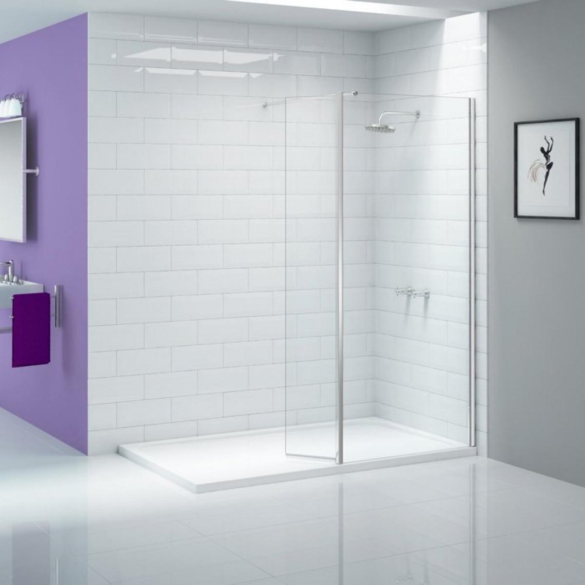 Merlyn Ionic 1000mm Showerwall Panel A0409d0