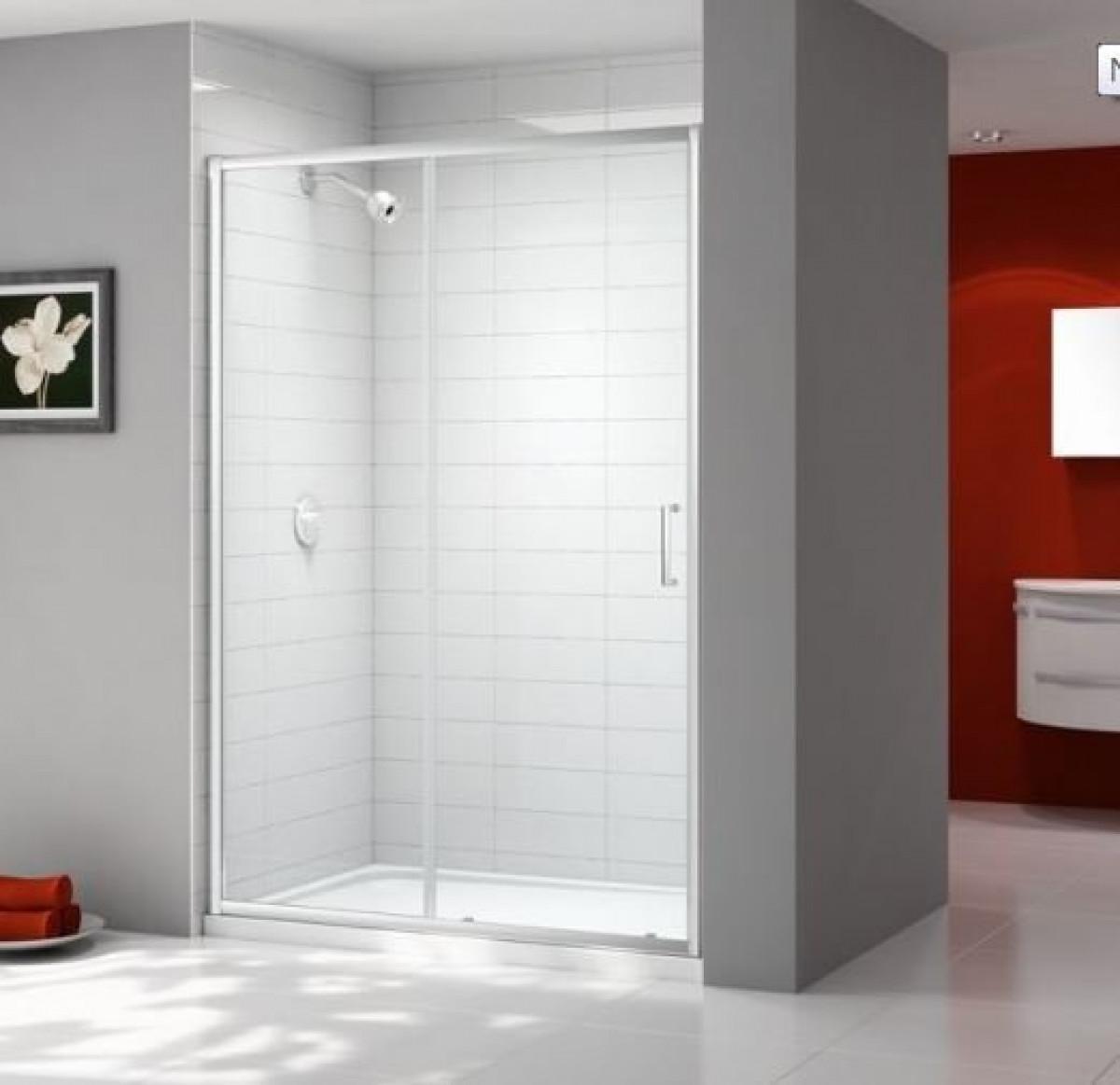 Merlyn ionic express 1500mm sliding shower door a0304gh for 1500 sliding shower door