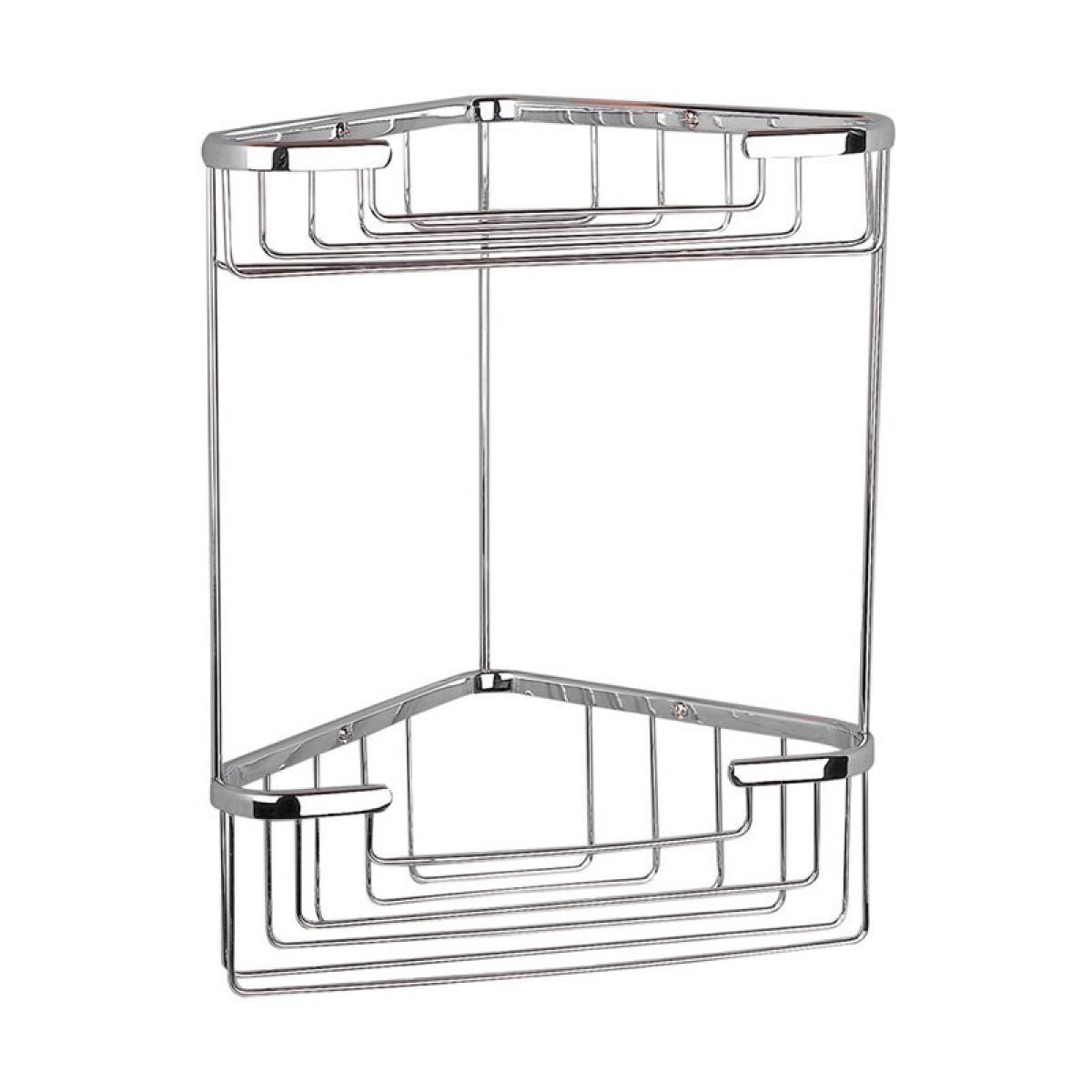 Miller Large Corner Shower Basket 655C -