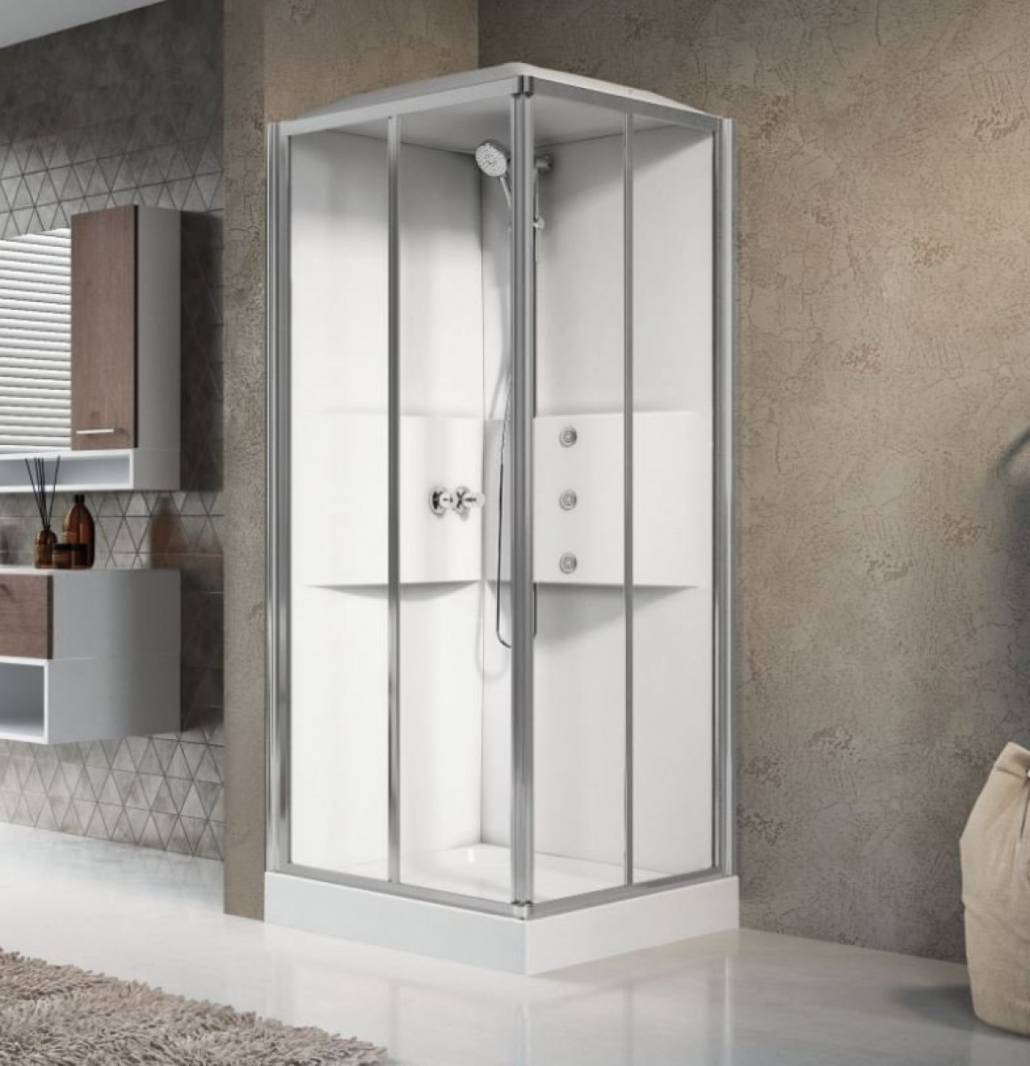 Shower Pods -