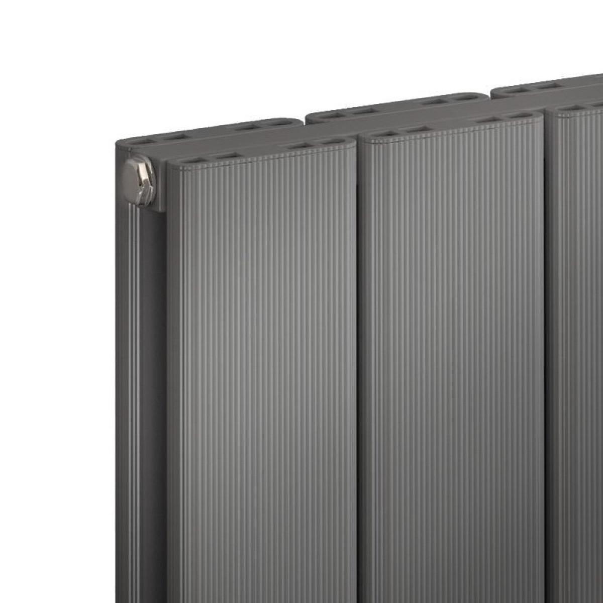 reina stadia horizontal double panel radiator 600 x 1255mm. Black Bedroom Furniture Sets. Home Design Ideas