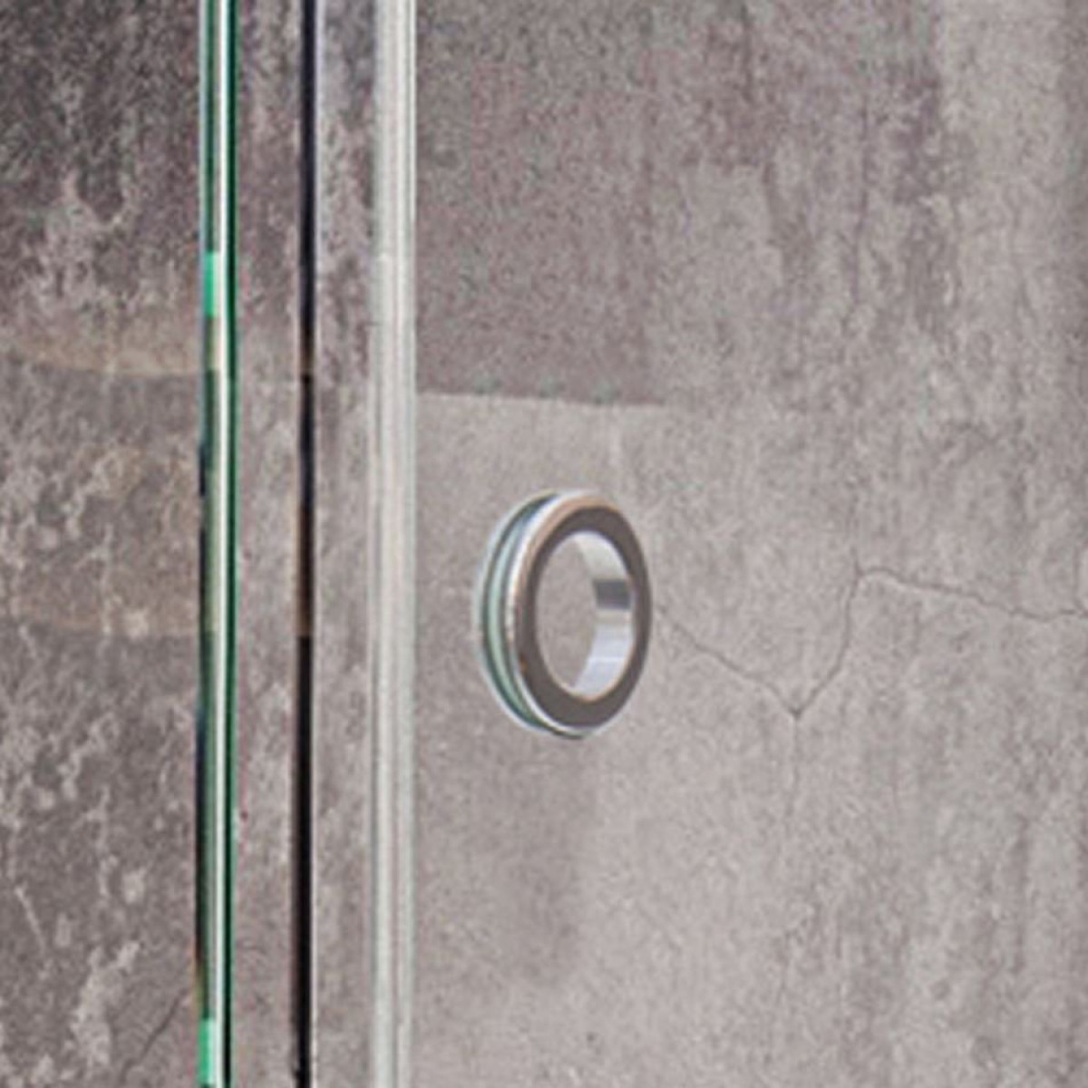 Roman Decem Sliding Door 1400 X 900mm Corner Fitting With