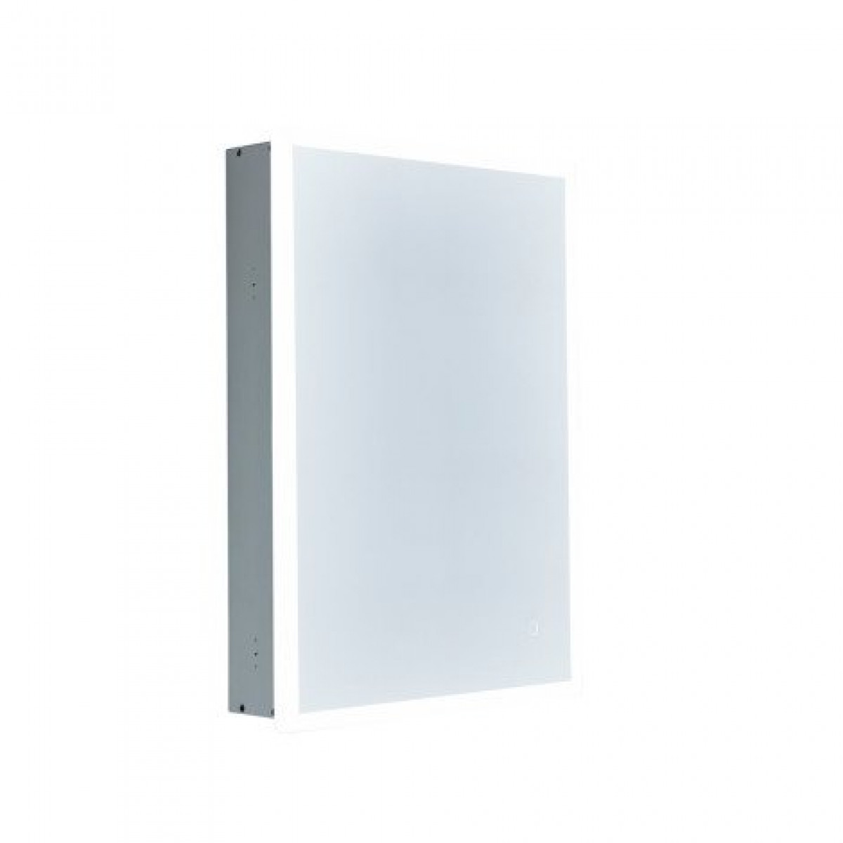 buy online ccf19 03298 Roper Rhodes Purpose Single Door 500mm LED Bathroom Cabinet