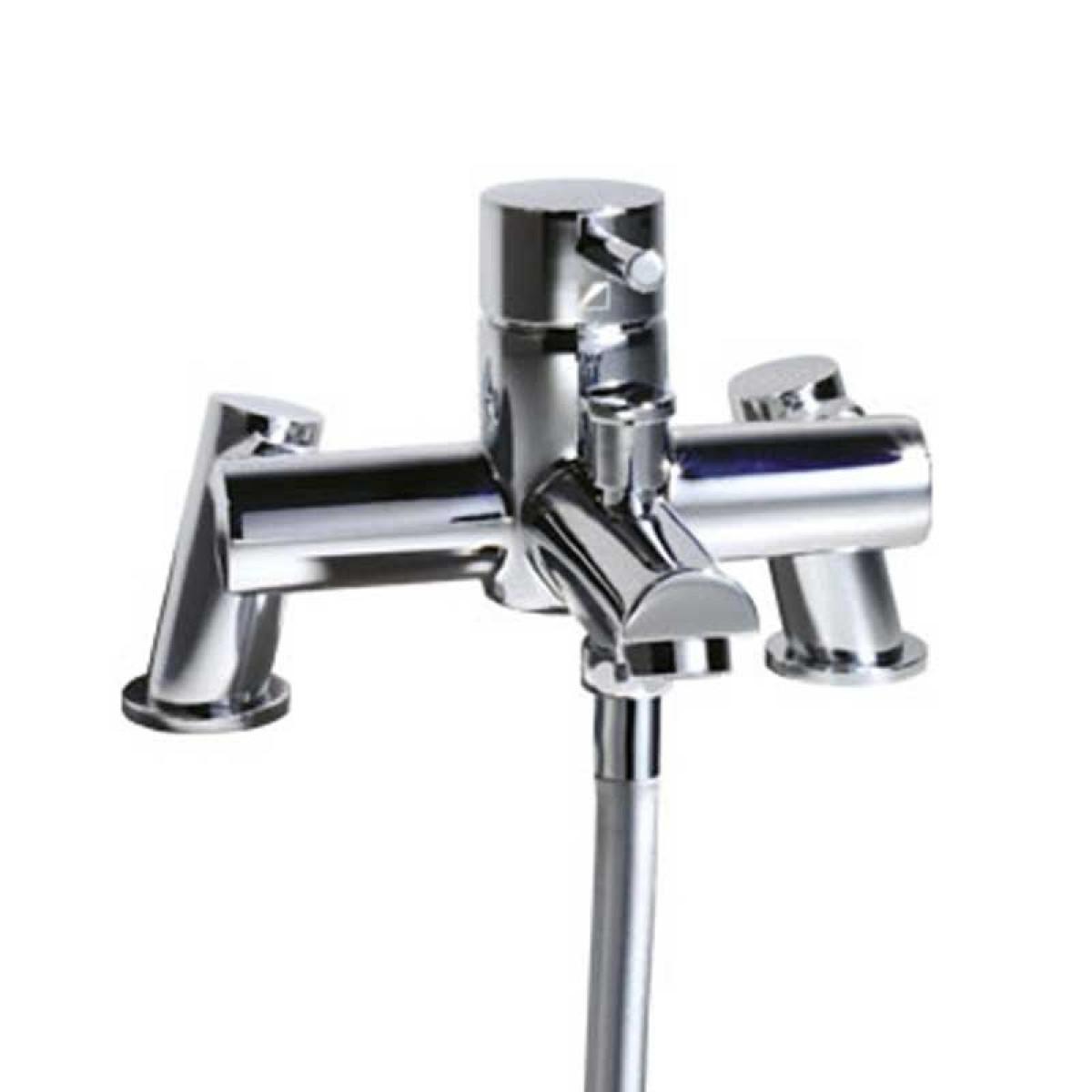 Roper Rhodes Storm Bath Amp Shower Mixer Single Lever Pillar