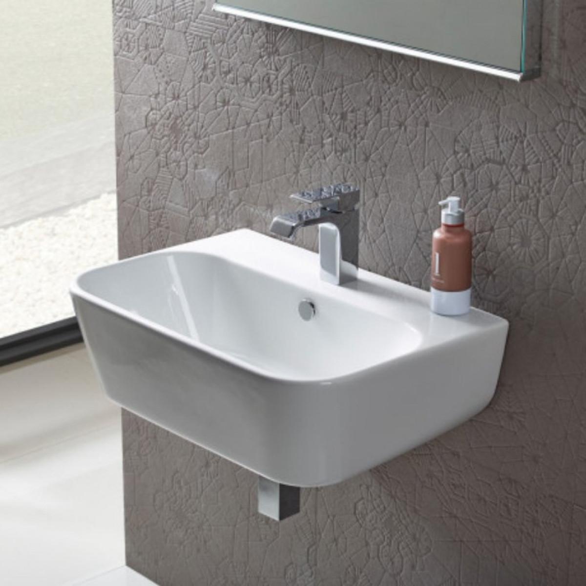 Wall Basin : ... Version Sanitaryware // Roper Rhodes Version 750mm Wall Mounted Basin