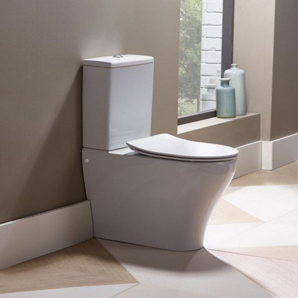 Tavistock Agenda Back To Wall Toilet Pan Btw350s