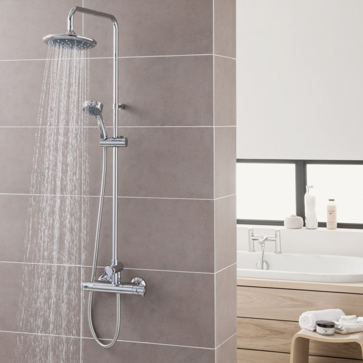 What Is A Shower Diverter Mixer