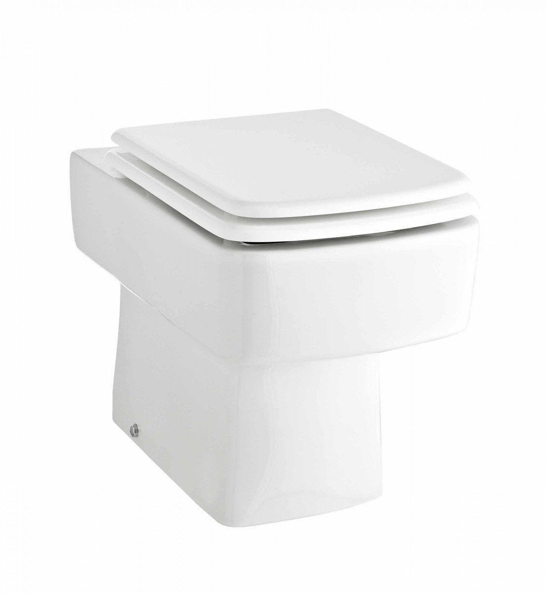 square toilet seat uk. Hudson Reed Bliss Back To Wall Toilet With Square Seat  CBL006